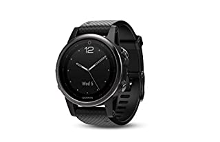 Garmin fēnix 5s, Premium and Rugged Smaller-Sized Multisport GPS Smartwatch, Silver/Black (B01NAK0DSD) | Amazon price tracker / tracking, Amazon price history charts, Amazon price watches, Amazon price drop alerts