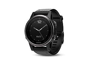 Garmin fēnix 5s, Premium and Rugged Smaller-Sized Multisport GPS Smartwatch, Silver/Black (B01NAK0DSD)   Amazon price tracker / tracking, Amazon price history charts, Amazon price watches, Amazon price drop alerts