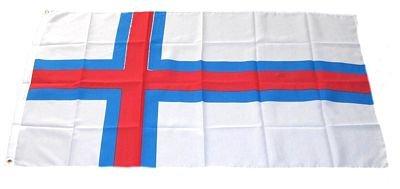Fahne Flaggen FÄRÖER INSELN 150x90cm