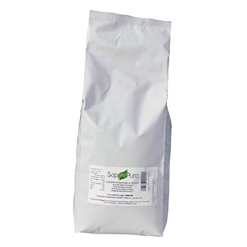 GLUKOSE SYRUP pulver - Ideal für Eis, Sorbets und Desserts - 1,5 kg