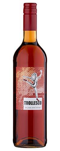 Württemberger Wein Großbottwarer 'TROLLESCO' Trollinger QW halbtrocken (1 x 0.75 l)
