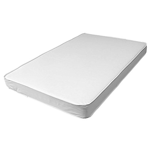 """aBaby Special Sized Cradle Mattress, 17"""" x 34"""""""