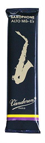 Vandoren 4B522 - Caña de saxofón alto número 2