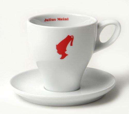 Meinl Milchkaffee-Tasse weiß