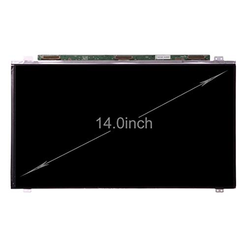 ZTH HB140WX1-300 14 inch 40 Pin 16:9 High Resolution 1366 x 768 Laptop Screens TFT LCD Panels