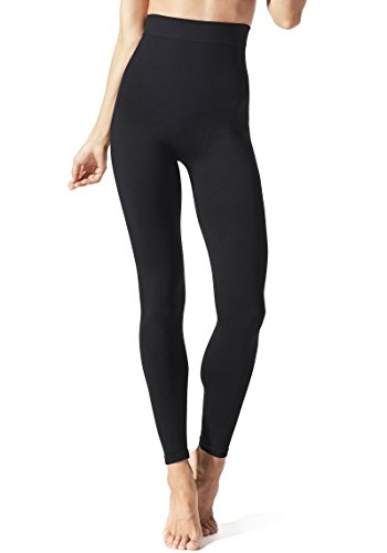 BLANQI Everyday Highwaist Postpartum + Nursing Support Leggings (Large) Black