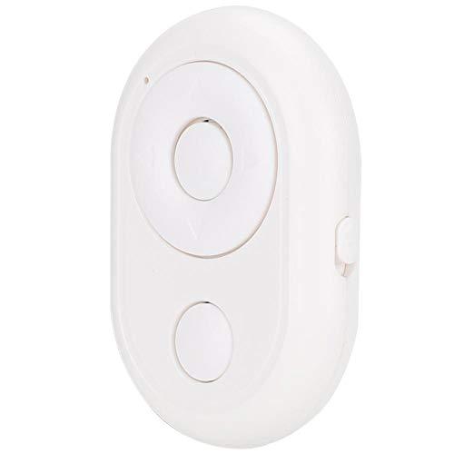 Rodipu Libera Tus Manos Plug and Play Control Remoto Universal para teléfono móvil, Control Remoto multipropósito para Ver programas de televisión y películas(White)
