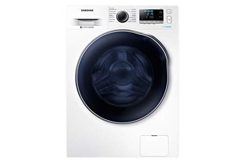Samsung WD80J6A10AW Serie 6 - Lavasecadora, 8kg de Lavado/ 5kg de Secado, Carga Frontal, Blanco, LED