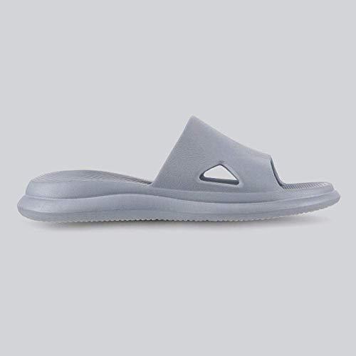 Las zapatillas de algodón unisex para otoño e invi Sandalias de torros de punta flip-flops ergonómica, zapatillas de desodorantes antideslizantes de Suela gruesa, baño solado suave Slippers Silent Sli