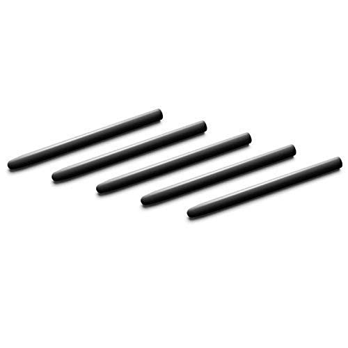 5 pcs Black Standard Pen Nibs for WACOM Bamboo Capture CTH-470 CTH-480 CTH-480S Tablet's Pen