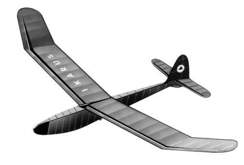 Ikarus von Aeronaut 110800 Bausatz Oldtimer-Segelflugmodell