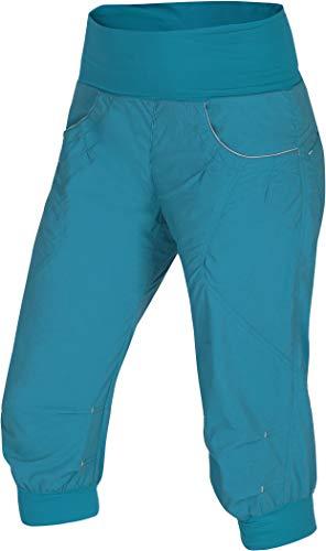 Ocun Noya Shorts Damen blau Größe M 2021 Hose kurz