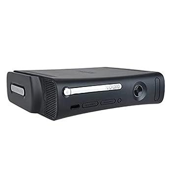Microsoft Xbox 360 Elite System w/120GB HDD A/V & HDMI Port  Black  - Unit Only