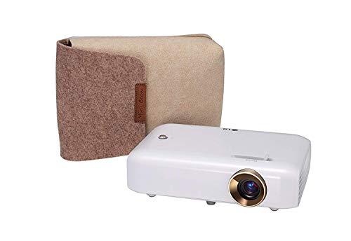 LG PH550G Videoproiettore Tascabile per Ufficio e Tempo Libero, Risoluzione HD 1280 x 720,...