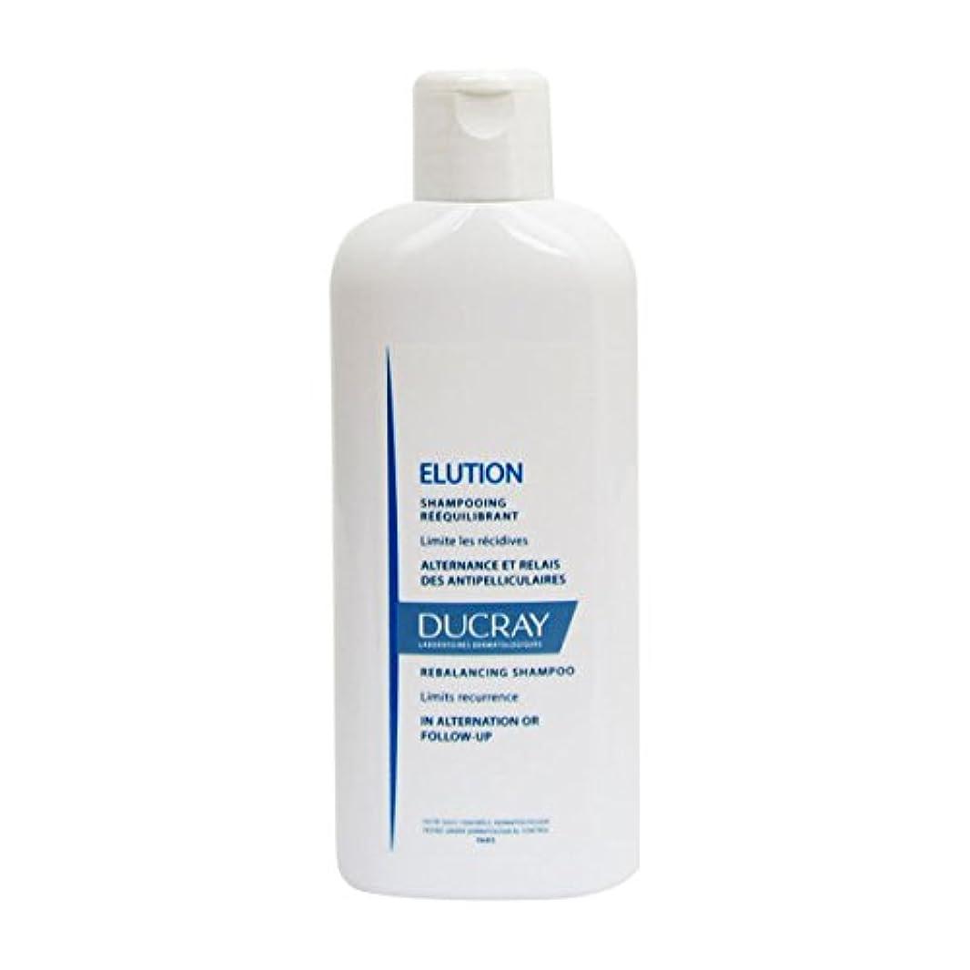告発者薬拳Ducray Elution Shampoo 200ml [並行輸入品]