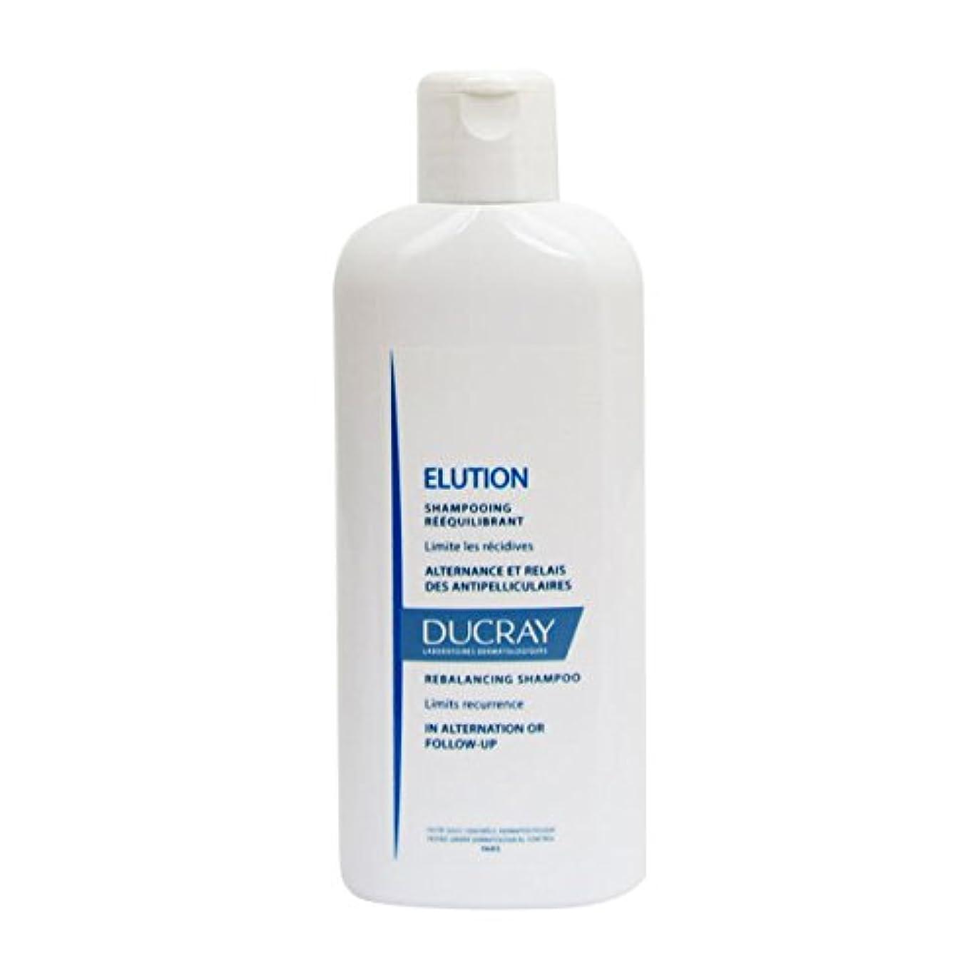 トピック警告するライムDucray Elution Shampoo 200ml [並行輸入品]