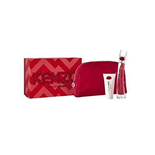 Kenzo Bloem Eau de Parfum Geschenkset voor haar, KENFLOF93383753