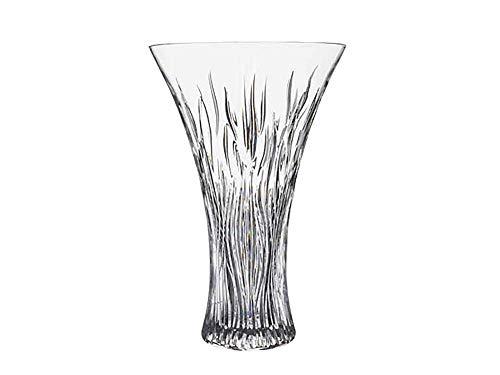 Rcr Jarrón de Cristal Fire Grande, 30 cm, decoración y decoración para el hogar