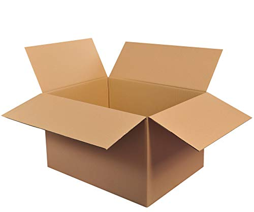 800x600x400 Karton Faltkartons Versandkarton 80x60x40 2-wellig DHL DPD GLS