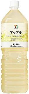 アサヒ飲料 アップルジュース 1.5L×8本
