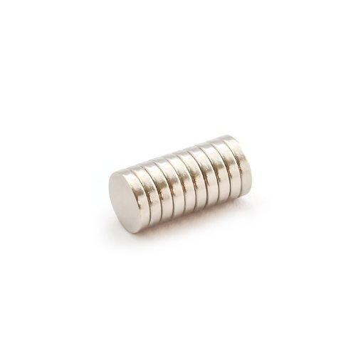 Neodym Magnete nach Wahl - Größe und Stückzahl wählbar - Starke Super Magnete (10x2(20Stück))