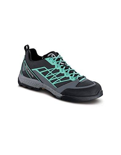 Scarpa Schuhe Epic Lite OD Women Größe 37 dark gray/aqua