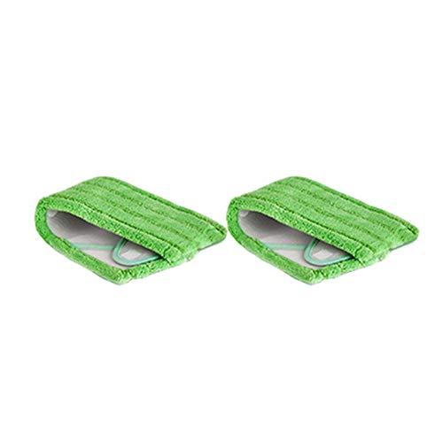 NDYD Mop, Tela de Limpieza Reutilizable Barra retráctil Ajustable Ventana de Piso Hogar Rotación multifunción Mops duraderos (Color: B) DSB (Color : A)