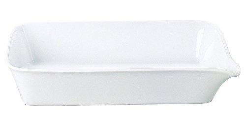 Kahla - Magic Grip Maxi Backform und Menüplatte, weiß