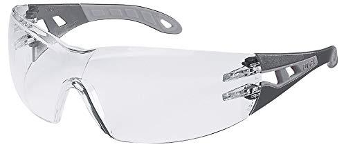 Uvex Pheos Gafas Protectoras - Seguridad Trabajo - Transparentes Anti-rayaduras y Anti-vaho