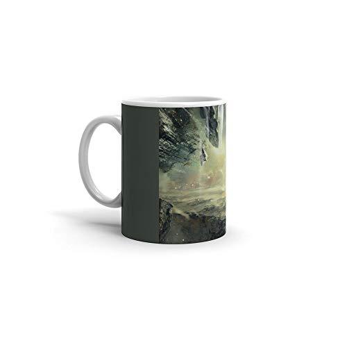 GARADO Created for the Expanse Series 11Oz Ceramic Coffee Mugs