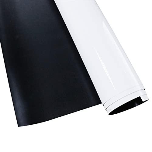 Pizarra blanda magnética Imán de nevera Bloc de notas Borrable Tablero de mensajes de notas (A2)