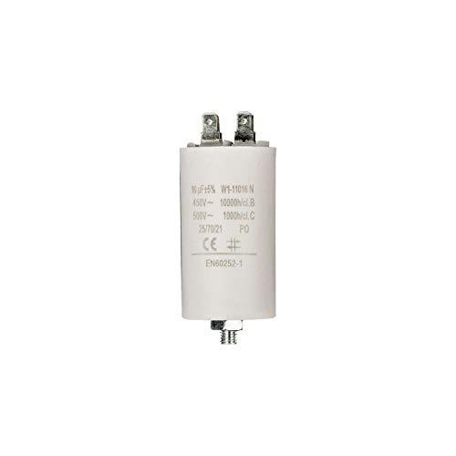 FIXAPART W1-11016N - Condensatore motore 16UF 450 V