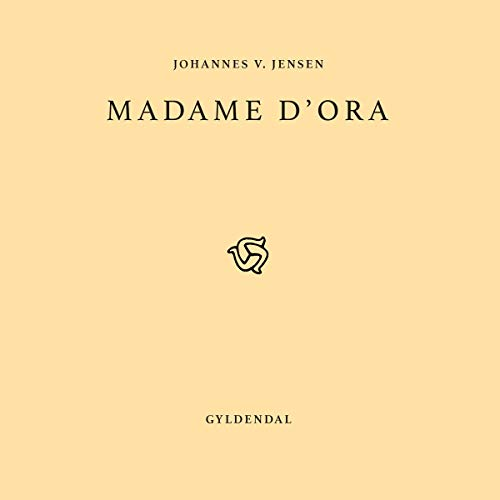 Madame D'Ora audiobook cover art