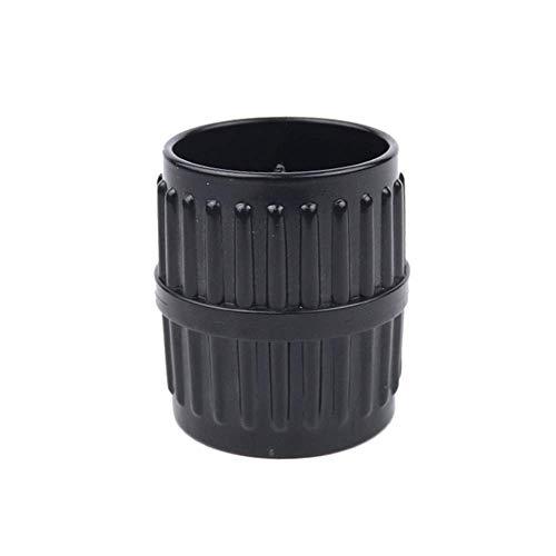 Tubo Escariador Universal, La Herramienta De Chaflán Interior-exterior De Cobre De Aluminio Suave Tubo De Acero 0-40mm De Tubería Plástica (Negro)