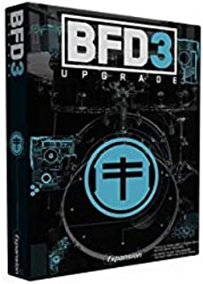 FXPANSION (エフエックスパンション) BFD Eco→BFD3アップグレード版 BFD3 Upgrade from BFD Eco(ダウンロード版)