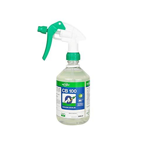 Bio-Chem CB 100 Extrem Entfetter - Alternative zu Bremsenreiniger Kaltreiniger Vorreiniger 500 ml
