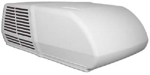 Coleman-Mach 48004-666 Signature Series MACH 15 HP2 Medium-Profile Heat Pump - 15,000 BTU, Textured White