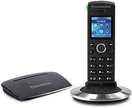 Sangoma DC201N DECT Cordless SIP IP VoIP Base w Handset (DC201+D10M)
