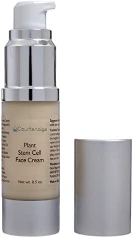 Plant Stem Cell Cream for Face Eyes Neck Advanced Support Anti Aging Facial Moisturizer with product image