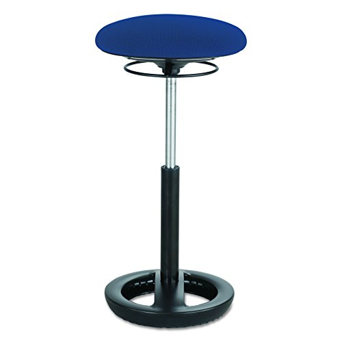 Safco Products Twixt Active Seating, Blue