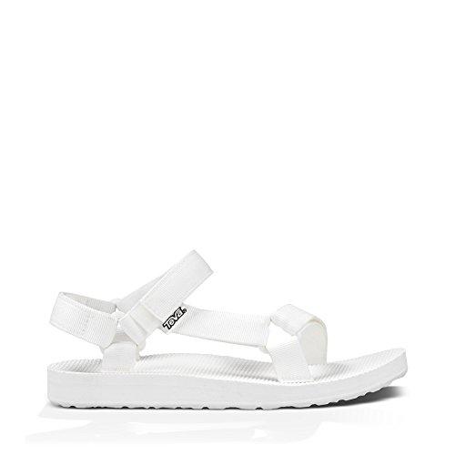 Teva Women's Original Universal Sandal, Bright White, 10 M US