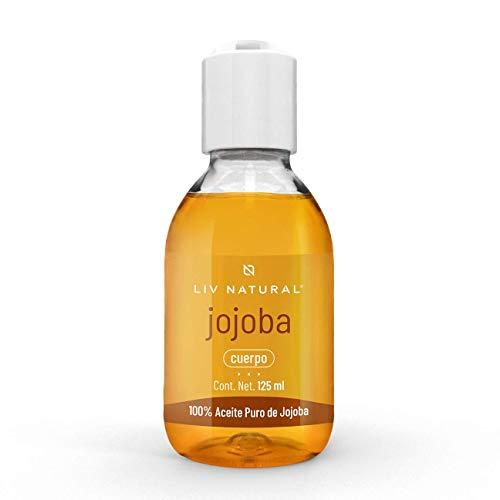 Aceite de Jojoba Puro LIV natural® 125 ml