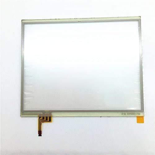 Pantalla táctil LCD digitalizador de la lente táctil táctil táctil de la lente para Nintendo DSi NDSI XL NDSI LL reemplazo