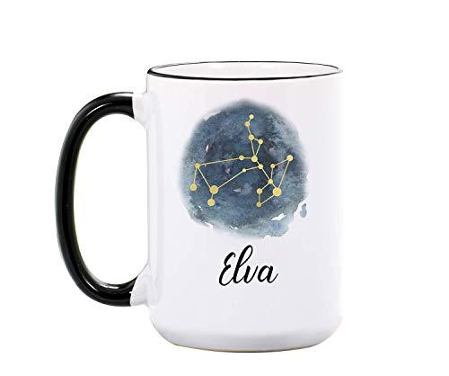 Sagittarius Mug - Personalized Large 15 oz or 11...