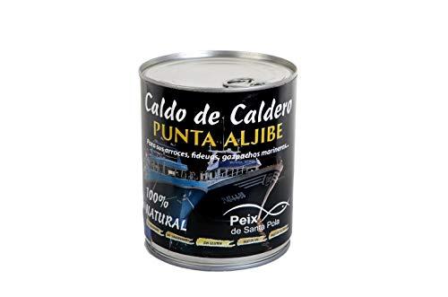 Caldo de caldero Punta Aljibe 750g-Pack 3 unidades