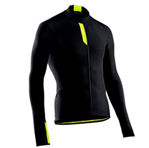 AJSJ Northwave 2019 Vêtement de cyclisme printemps/automne pour homme Combinaison de cyclisme pour l'extérieur, vélo, VTT, salopette, 12, XXL
