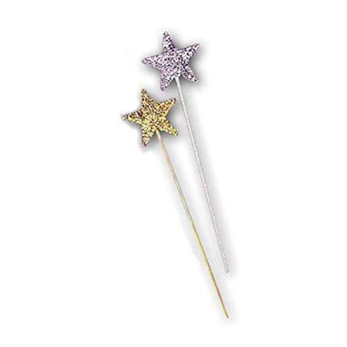Forum Novelties Gold Glitter Star Costume Wand