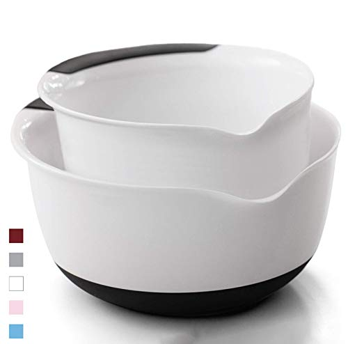 Slip Resistant Mixing Bowls