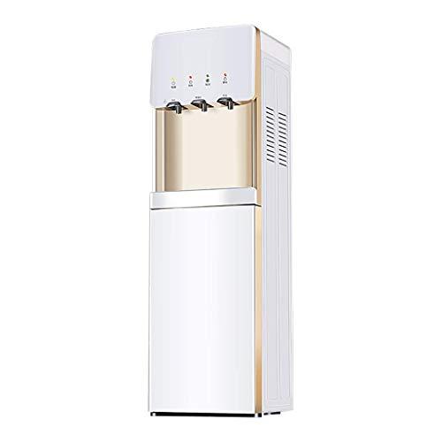 STRAW Máquina de Suelo de Agua, Inferior Cargando Botella del refrigerador de Agua, Conveniente for conferencias de la Oficina Habitaciones (Size : Hot and Cold Type)