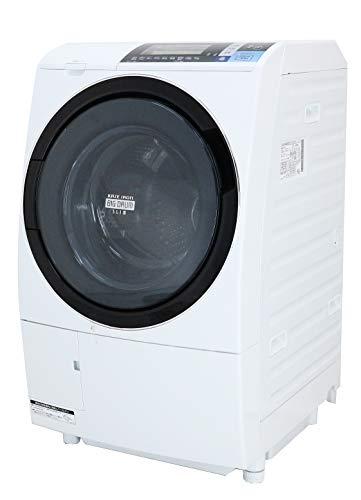 日立 10.0kg ドラム式洗濯乾燥機【左開き】ピュアホワイトHITACHI BD-S8600L-W